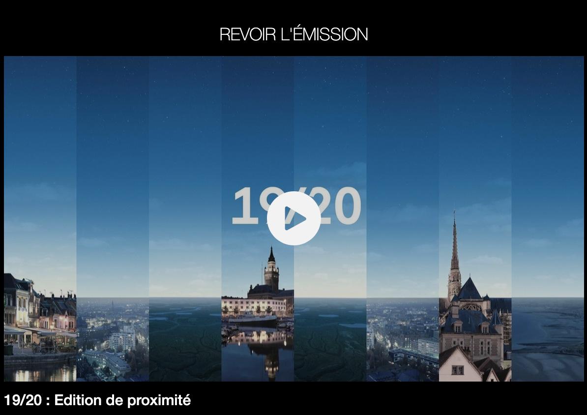 Interview JT – France 3 Grand Est