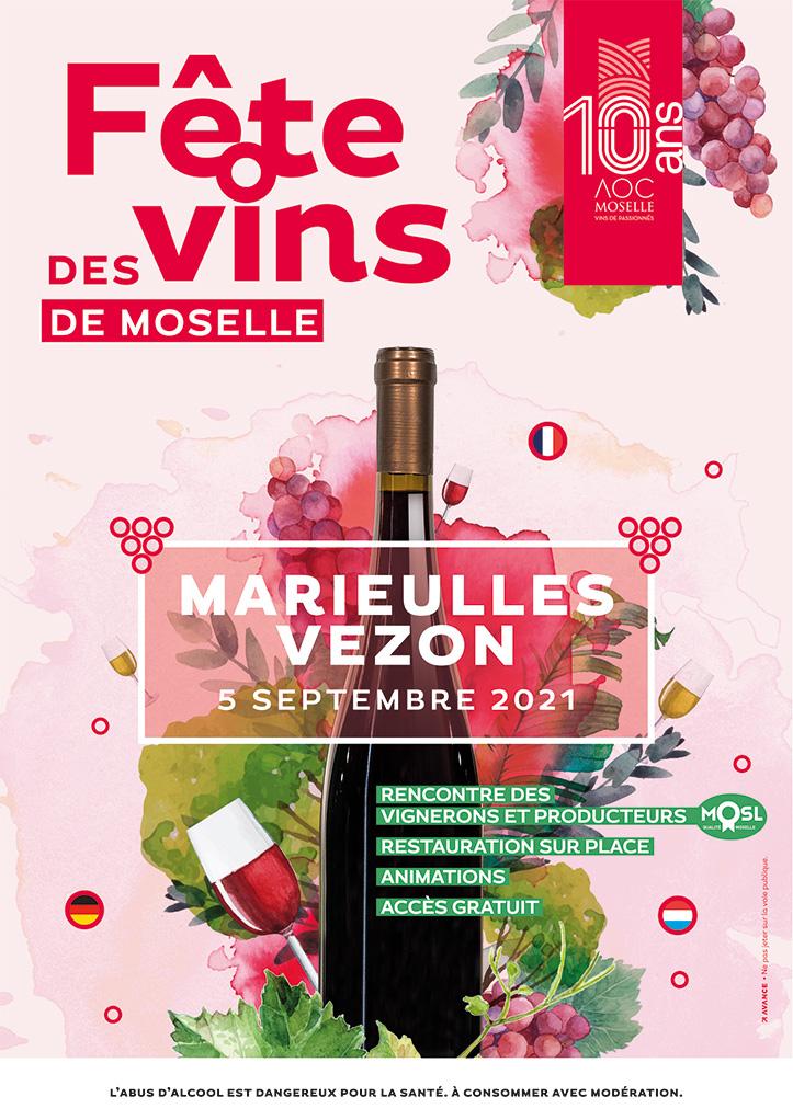 Fête des Vins de Moselle